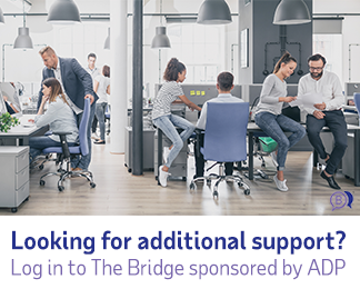 The Bridge sponsored by ADP