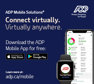 ADP Mobile Solutions - Connect virtually. Virtually anywhere.